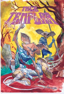 MICE TEMPLAR LEGEND #10