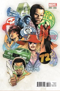 MIGHTY AVENGERS #10 VARIANT