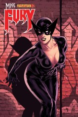MISS FURY #10 RAFAEL COVER