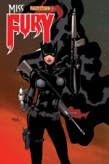 MISS FURY #10 TAN COVER