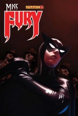 MISS FURY #10 WORLEY COVER