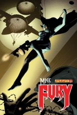 MISS FURY #11 CALERO COVER