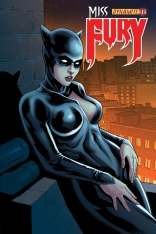 MISS FURY #11 RAFAEL COVER