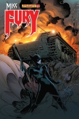 MISS FURY #11 TAN COVER