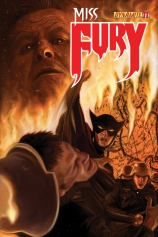 MISS FURY #11 WORLEY COVER