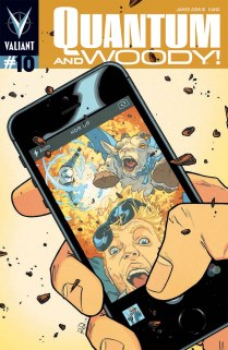 QUANTUM AND WOODY #10 VARIANT