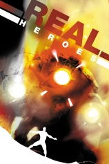 REAL HEROES #2 COVER B