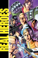 REAL HEROES #2 COVER C