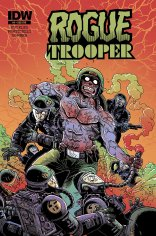 ROGUE TROOPER #4 SUB COVER