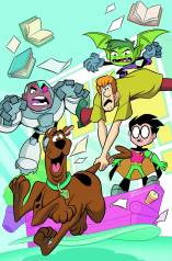 SCOOBY DOO TEAM UP #4