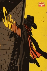 SHADOW #25 FRANCAVILLA COVER