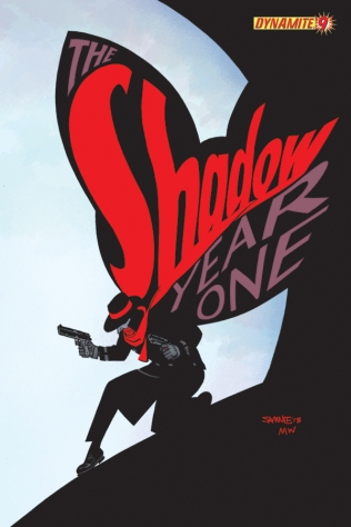 SHADOW YEAR ONE #9 SAMNEE COVER