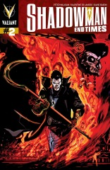 SHADOWMAN END TIMES #2 VARIANT
