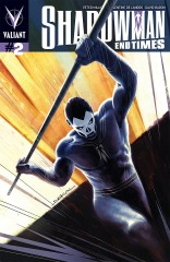 SHADOWMAN END TIMES #2