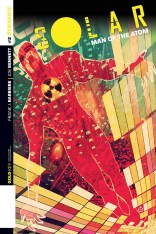 SOLAR MAN OF THE ATOM #2 DOE COVER