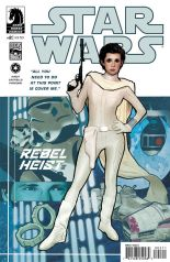 STAR WARS REBEL HEIST #2 HUGHES COVER