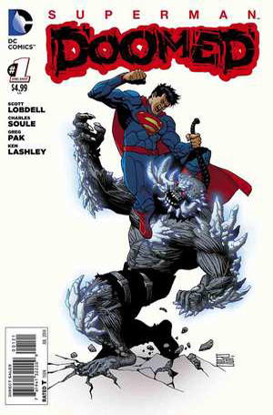 Superman Doomed #1
