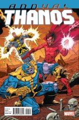 THANOS ANNUAL #1 VARIANT A