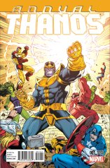 THANOS ANNUAL #1 VARIANT B