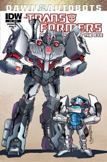 TRANSFORMERS MORE THAN MEETS THE EYE #29