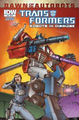 TRANSFORMERS ROBOTS IN DISGUISE #29