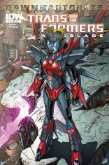 TRANSFORMERS WINDBLADE #2 SUB COVER