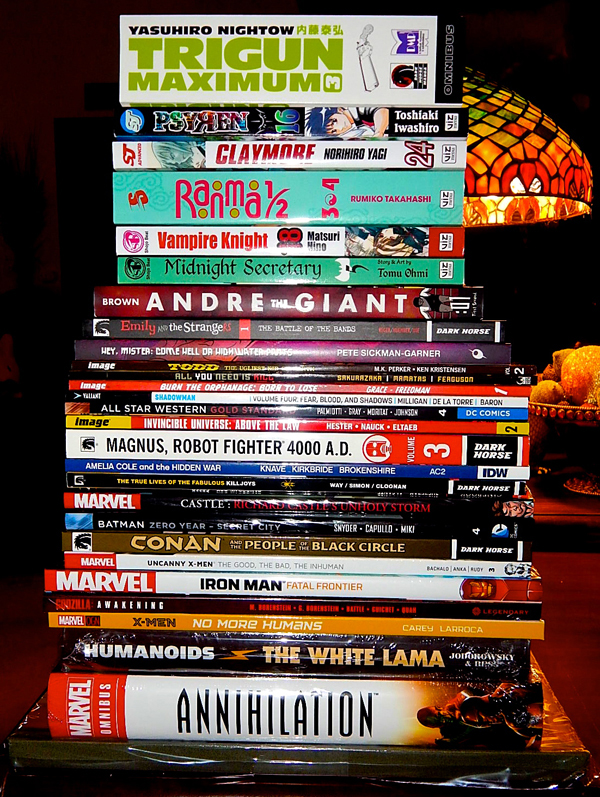 Weekly Stack 5.7.14