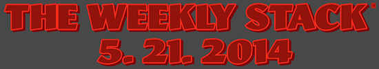 Weekly Stack Banner 5.21.14