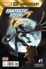 100TH ANNIVERSARY FANTASTIC FOUR #1