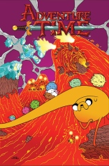ADVENTURE TIME #29 COVER A