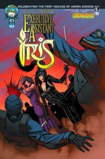 ALL NEW EXECUTIVE ASSISTANT IRIS #5 COVER A