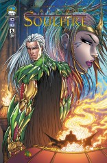 ALL NEW SOULFIRE #5 COVER A