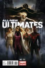 ALL-NEW ULTIMATES #3 VARIANT