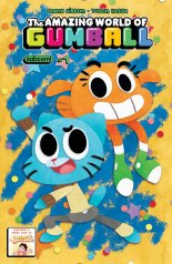 AMAZING WORLD OF GUMBALL #1 COVER A