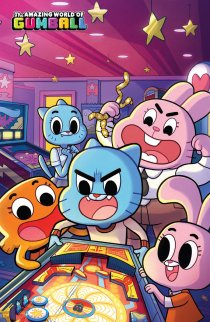 AMAZING WORLD OF GUMBALL #1 COVER C