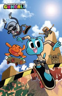 AMAZING WORLD OF GUMBALL #1 COVER D