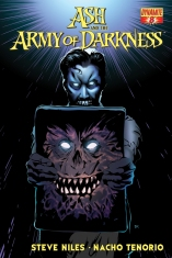 ASH AND THE ARMY OF DARKNESS #8 SUB COVER
