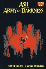 ASH AND THE ARMY OF DARKNESS #8