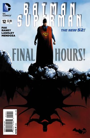 BATMAN SUPERMAN #12