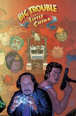 BIG TROUBLE IN LITTLE CHINA #2 COVER B