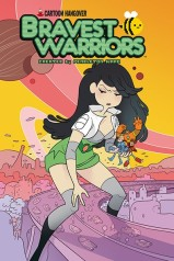BRAVEST WARRIORS #21 COVER A