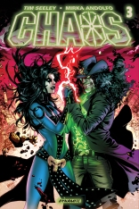 CHAOS #3 LUPACCHINO COVER