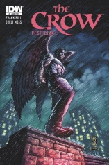 CROW PESTILENCE #4 SUB COVER