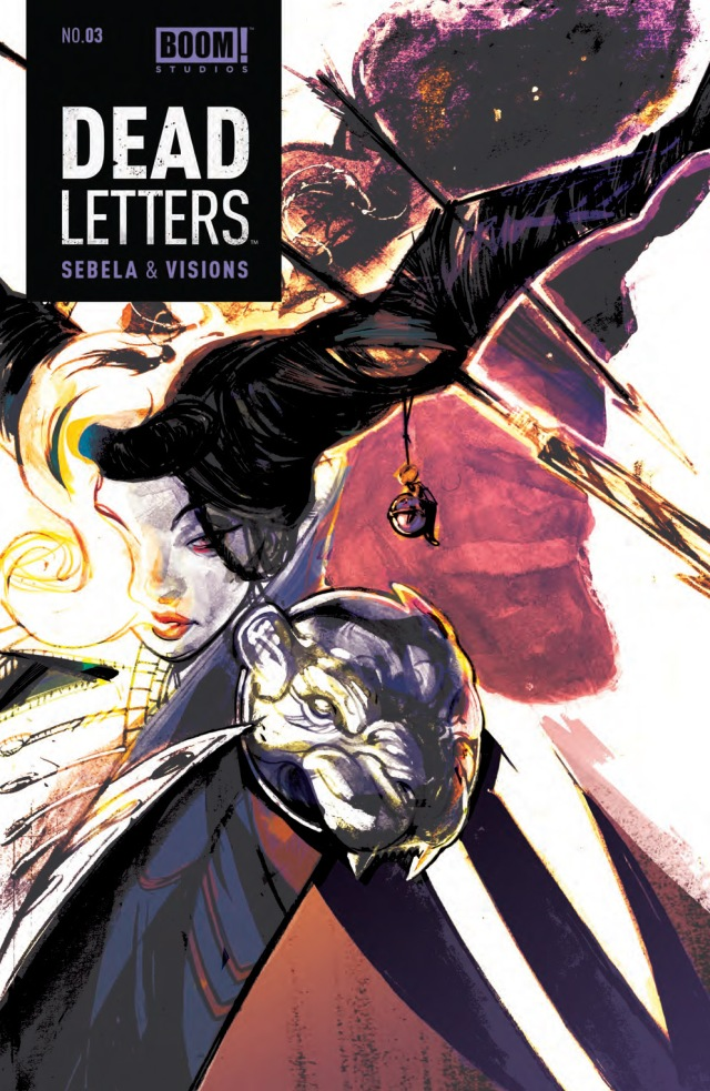 Dead Letters #3 Cover A