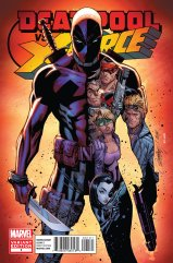 DEADPOOL VS. X-FORCE #1 VARIANT