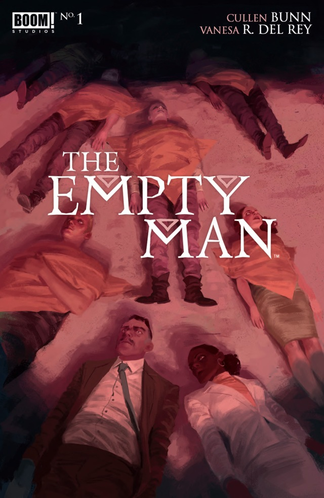 Empty Man #1 Cover A