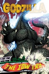 GODZILLA THE IDW ERA