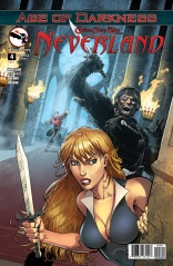 GRIMM FAIRY TALES NEVERLAND AGE OF DARKNESS #4 COVER B