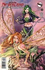 GRIMM FAIRY TALES NEVERLAND AGE OF DARKNESS #4 COVER C