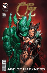 GRIMM FAIRY TALES OZ AGE OF DARKNESS ONE-SHOT COVER C